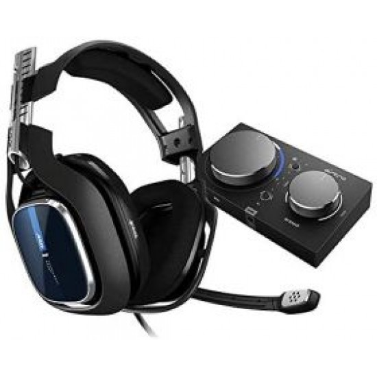 Astro A40 Tr Wired Headset (Gen 4) + Mixamp Pro Tr For Ps4 & Pc
