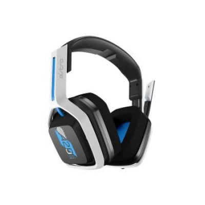 Astro A20 Gen 2 Gaming Headset - White/Blue - PS5, PS4, PC, Mac