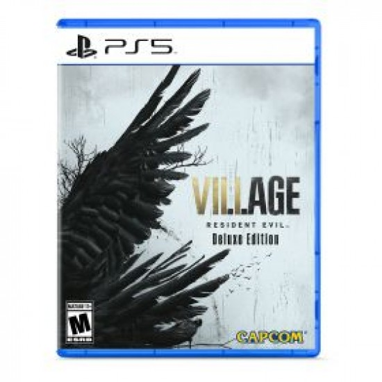 Resident Evil Village Deluxe Edition PS5