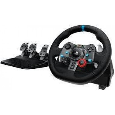 Logitech G29 Driving Force Racing Wheel For PS3/PS4