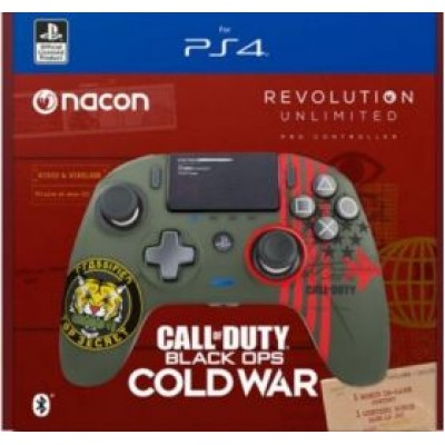 Nacon Revolution Unlimited Pro Controller - Call Of Duty Cold War Edition PS4
