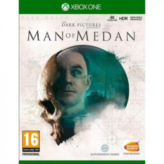The Dark Pictures Anthology - Man Of Medan (Xbox One)